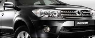 Toyota Fortuner Big Minor Change