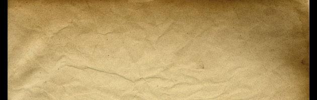 色あせとよれたシワの紙テクスチャー | アンティーク感たっぷりのフリー紙テクスチャー素材