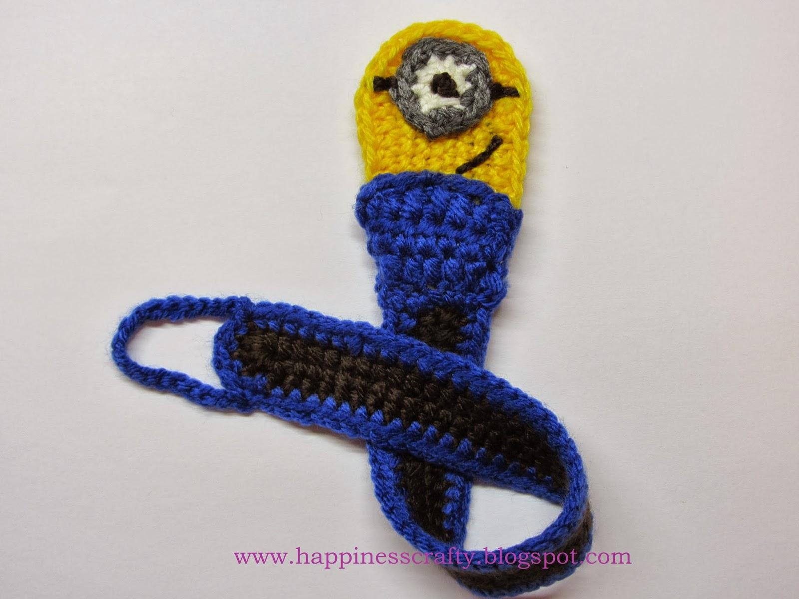 Free Crochet Pattern Pacifier Holder ...