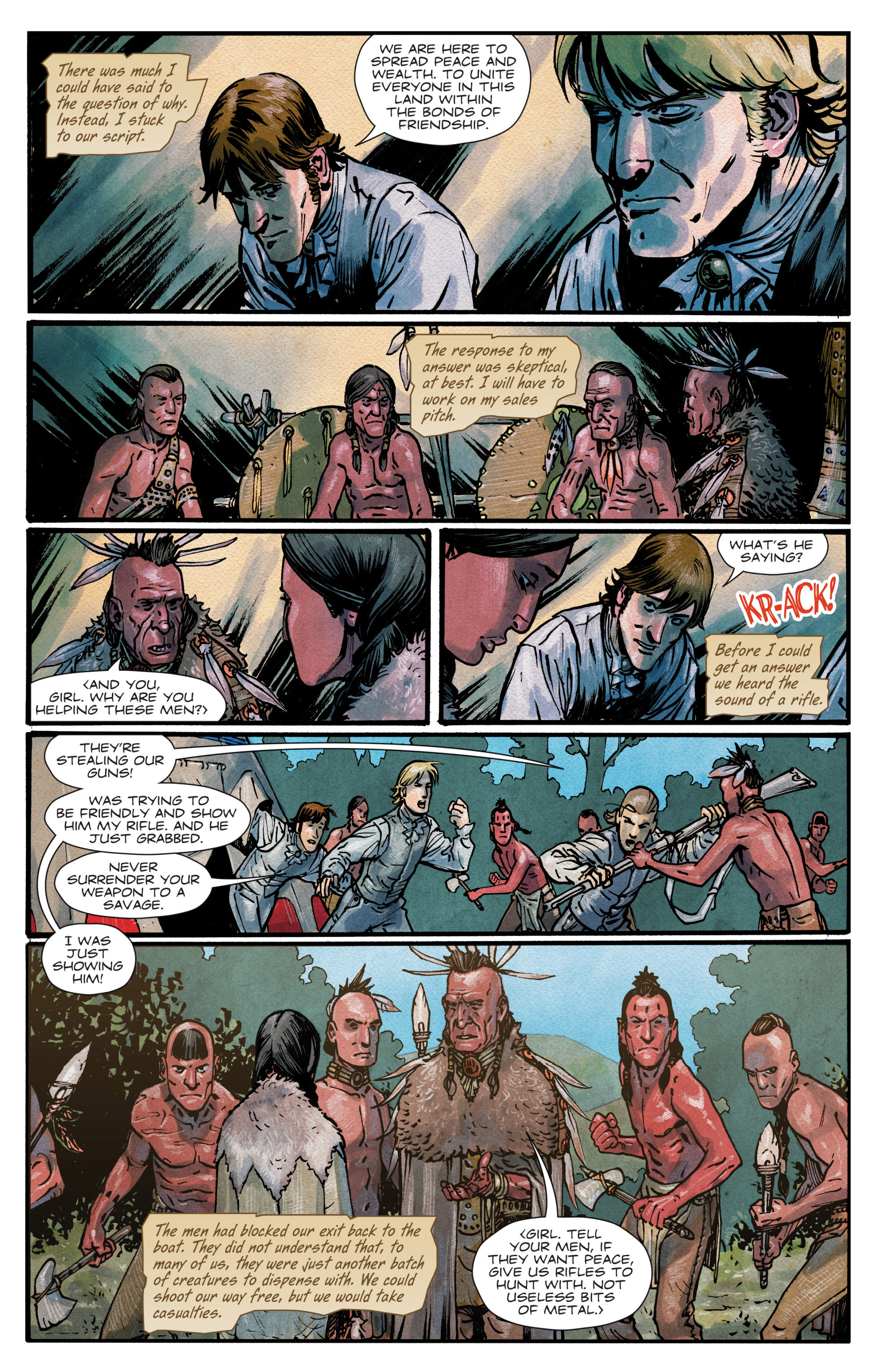 Manifest Destiny #_TPB_2 #42 - English 122