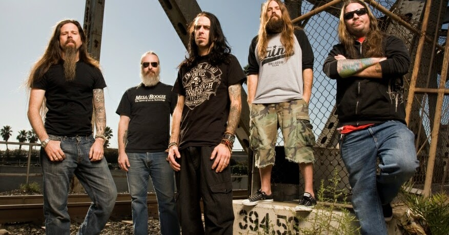 Lamb of God - Wrath -   Music