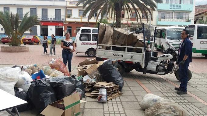 Soatá, ejemplo en reciclaje en el departamento de Boyacá