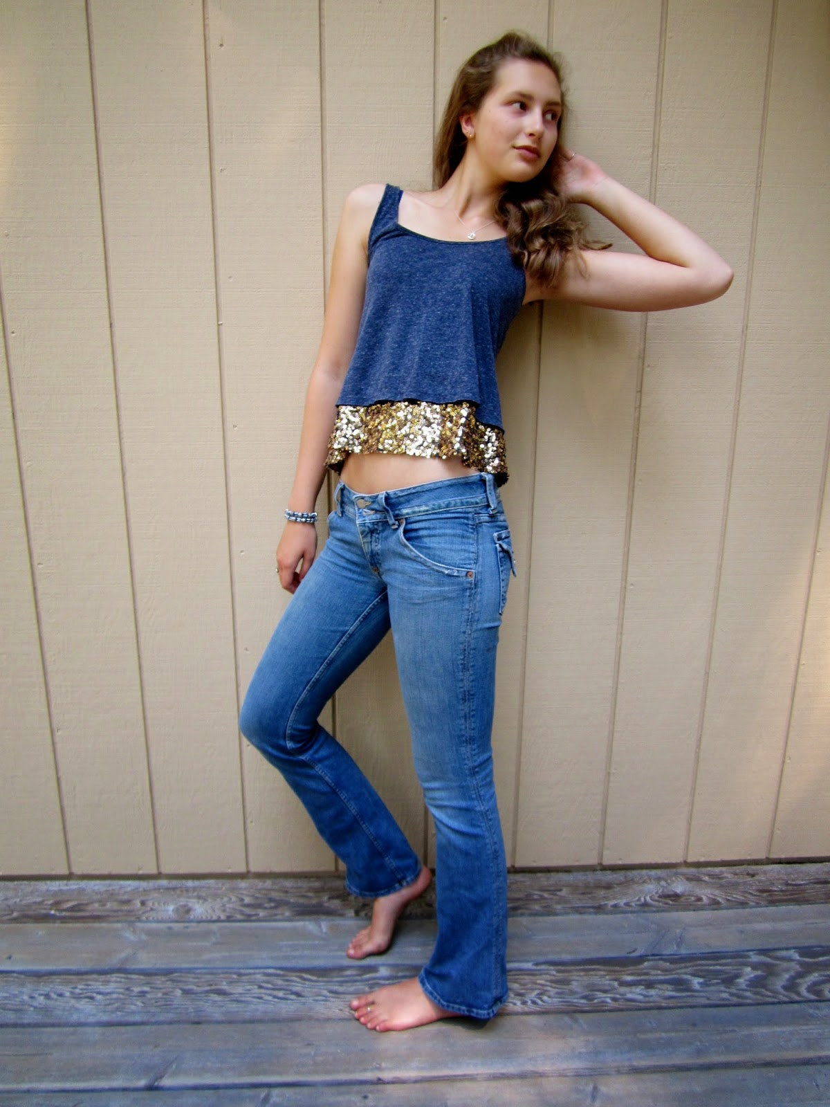 You Heard Right: Bell-Bottom Jeans Are Officially Back Who What Wear 80