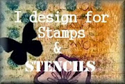 Past DT member for Stamps and Stencils