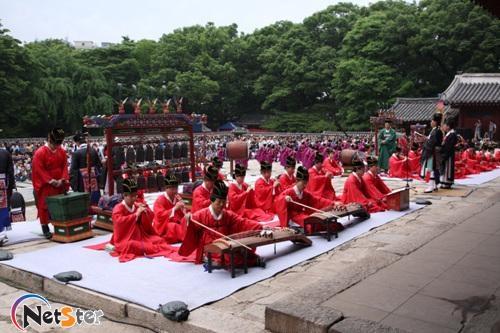 JONGMYO JERYE-AK  宗廟祭禮樂