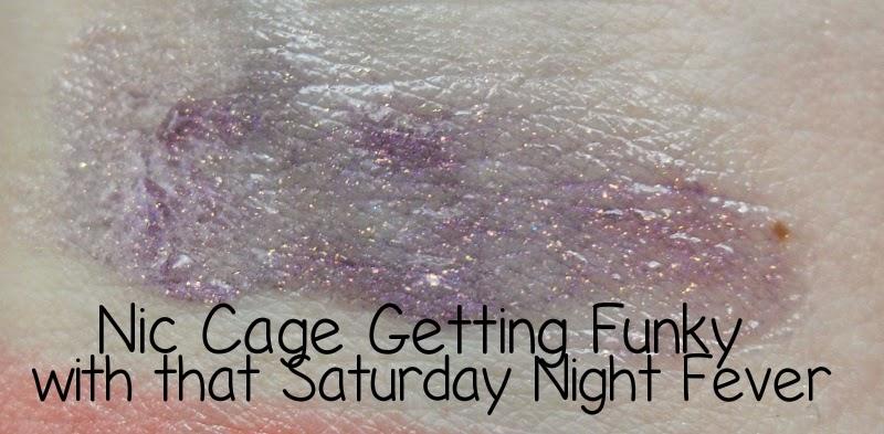 Shiro Nic Cage Gloss Swatch