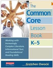 Common Core Lesson Book