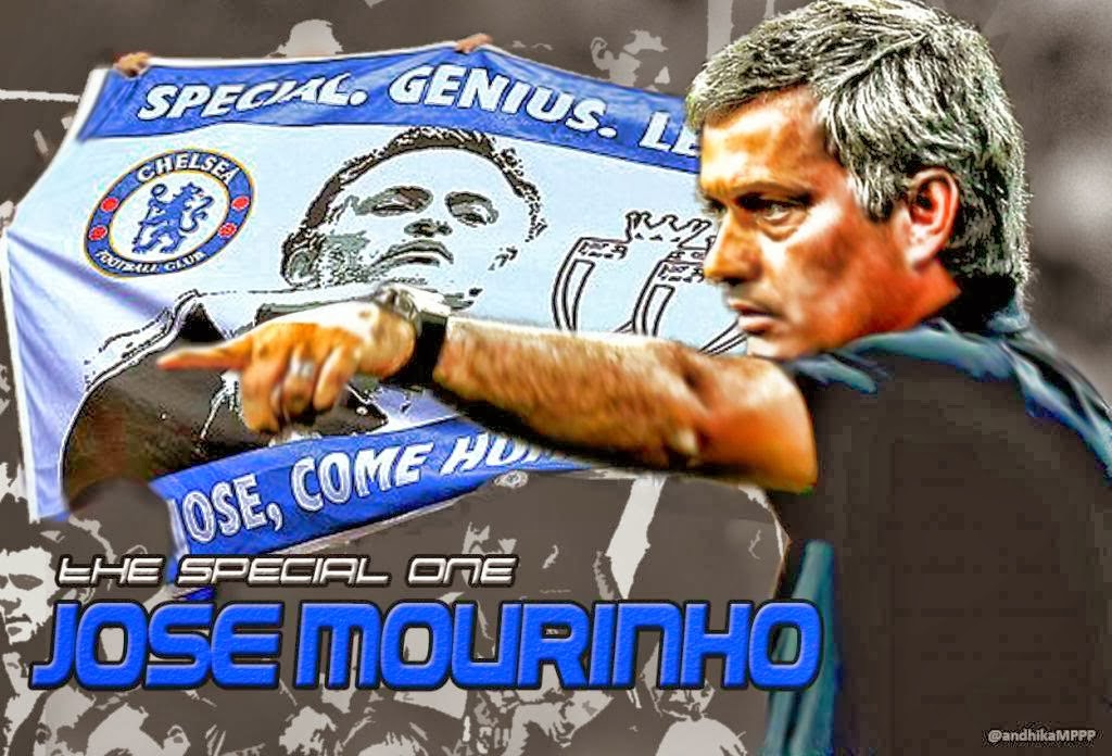 Translations of José Mourinho: Manager of Chelsea FC.