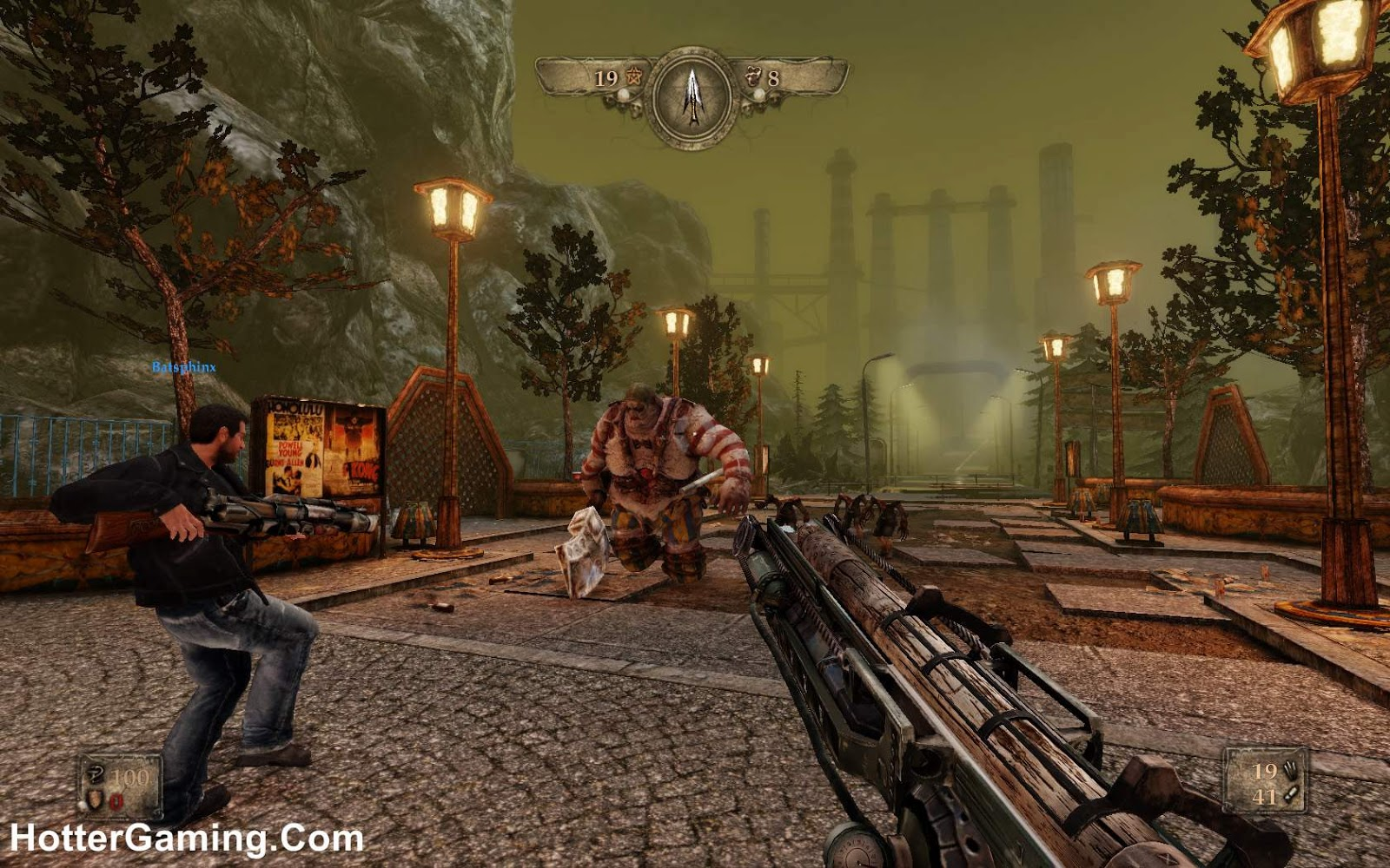 Painkiller: hell  damnation (playstation 3) review - push square