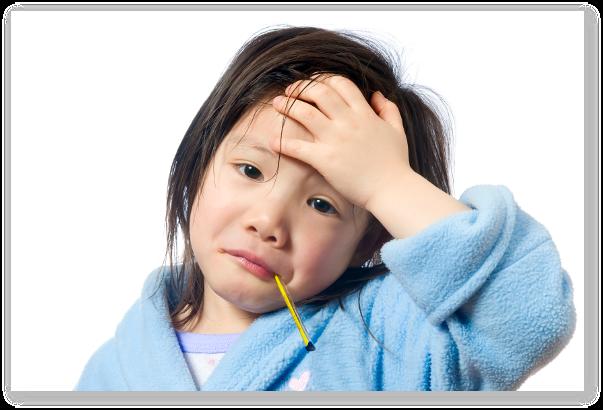 Remedii sigure pentru afectiunile copiilor