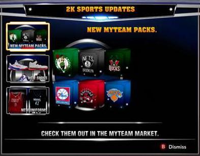 NBA 2K14 MyTEAM Series One Packs