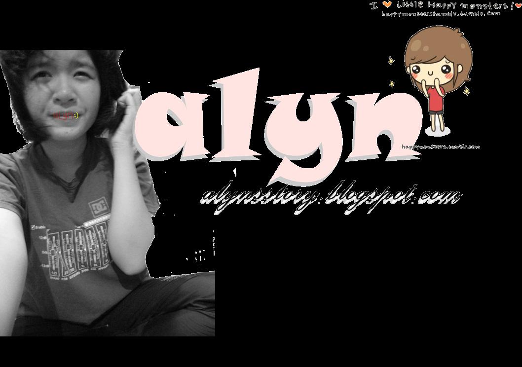 Alyn's story