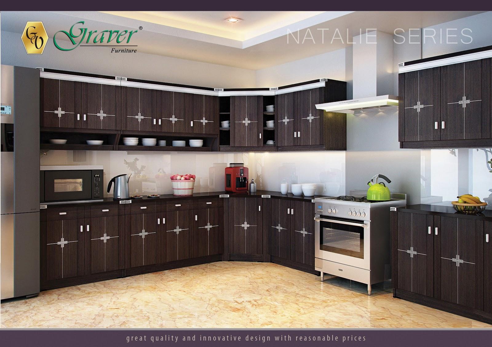 Toko furniture di cianjur kitchen set for Toko kitchen set