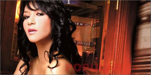 Bella Na Viesha- Indonesia Model