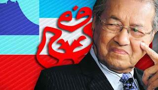 Desak MP Sabah sokong undi tak percaya terhadap Najib – Tun M