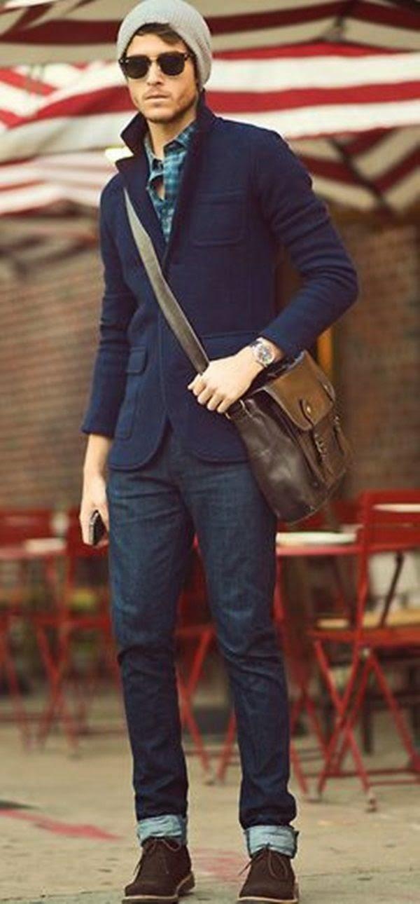 bolsas: Bolsa carteiro, moda masculina, messenger bag