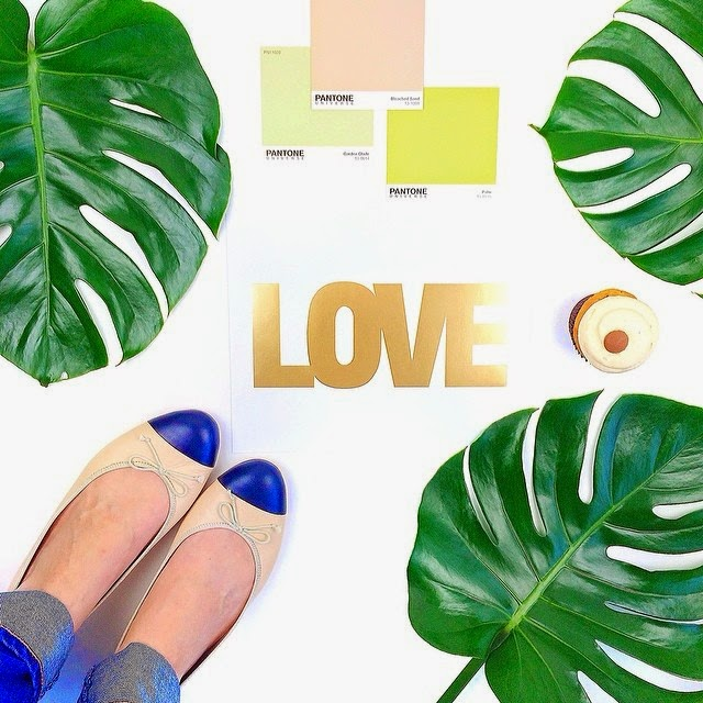 crazy-style-love-instagram, Jenny-Jovanovic,chanel-ballet-flats, love