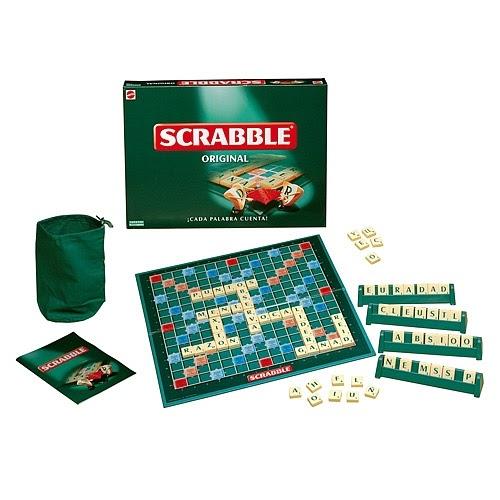 Scrabble juegos de mesa y de tablero for Precio juego scrabble mesa