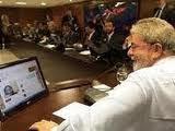 Instituto Cidadania - Lula dá boas vindas aos internautas