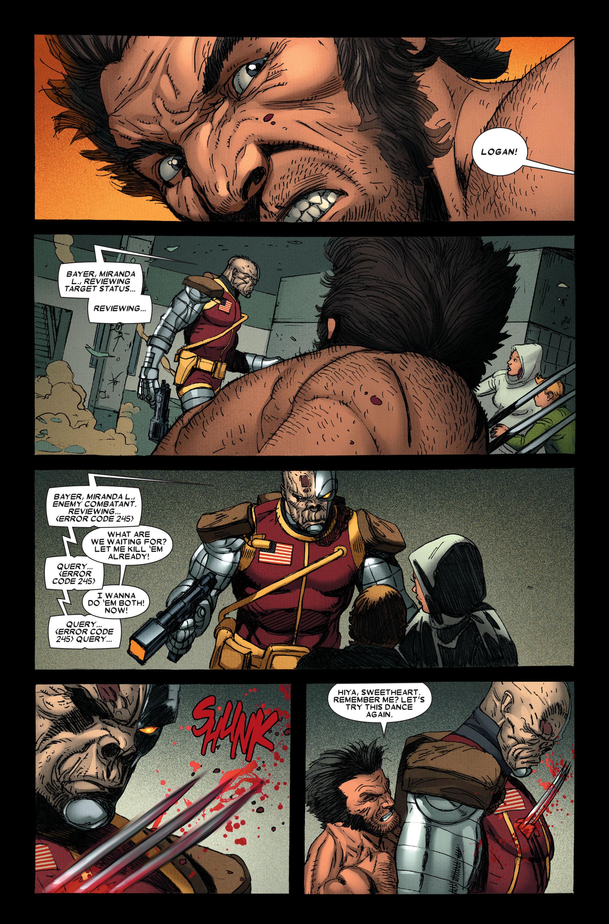 Wolverine: Weapon X #13 #4 - English 10