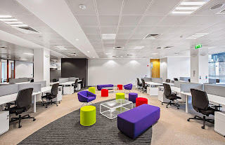 Gravity Centres Flexible Workspace