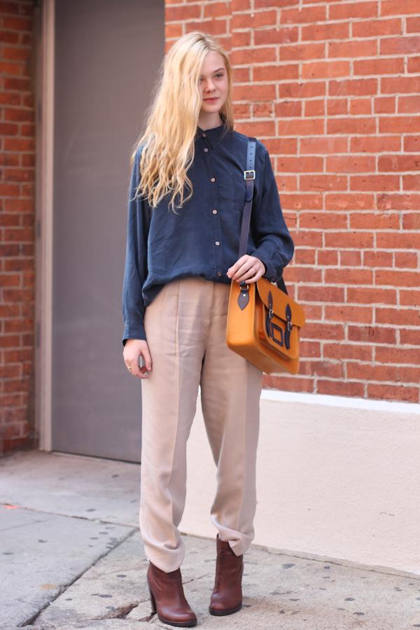 Millesime Is Vintage Modern Teen Vintage Style By Elle Fanning