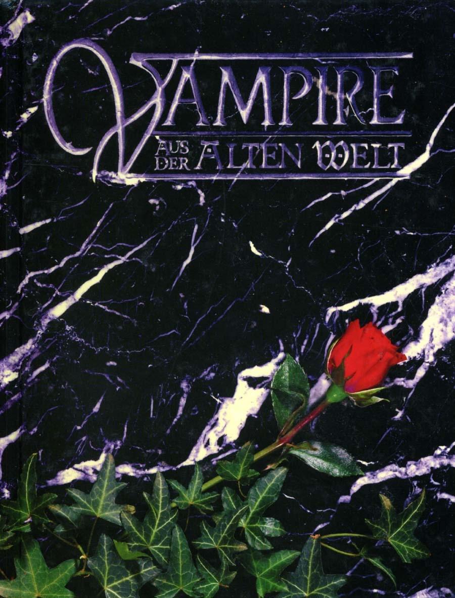 Vampire aus der Alten Welt -  Erste Ausgabe*