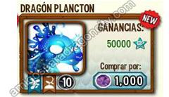 imagen de la formula del dragon plancton