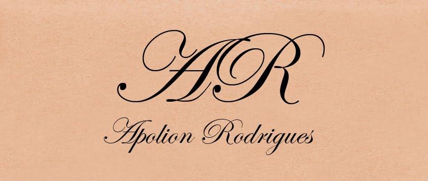 Apolion Rodrigues - Caraúbas Acontece