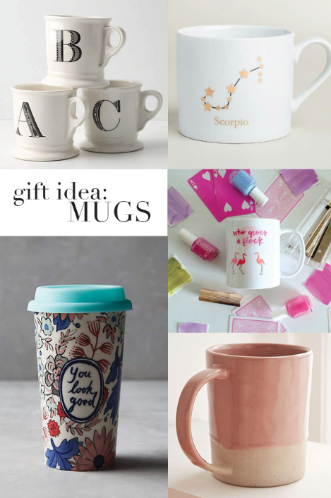 Gift Idea, mugs, holiday, gift guide, Christmas