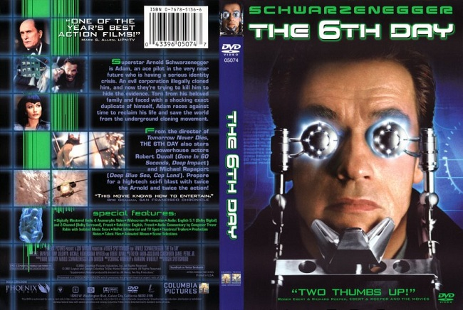 Review Sinopsis Film The Sixth Day