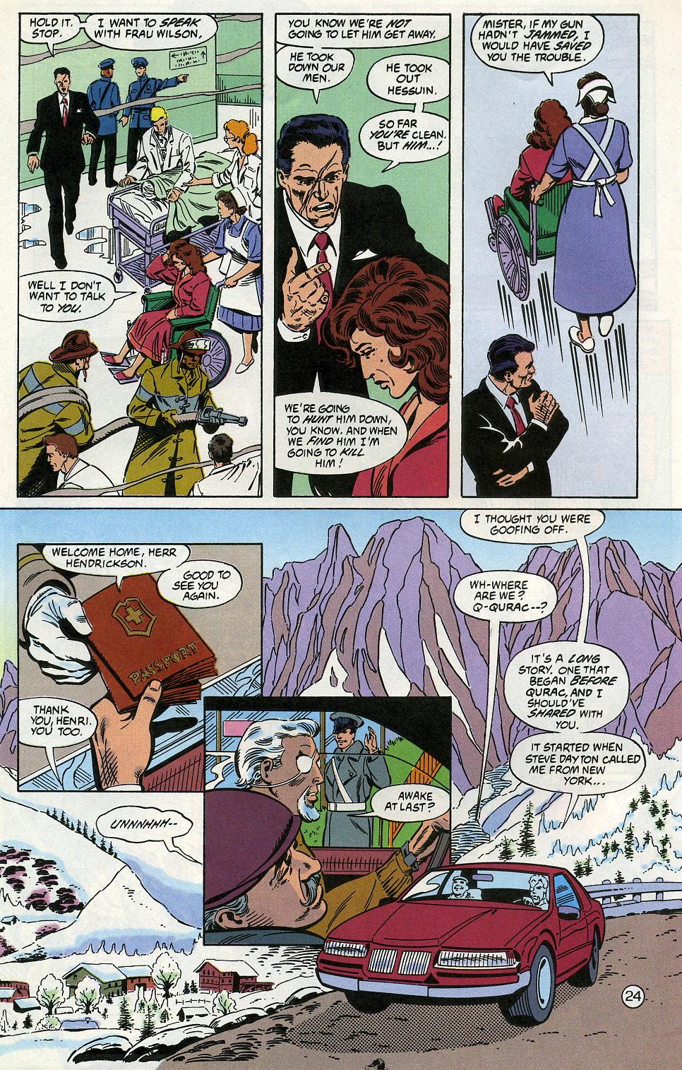 Deathstroke (1991) Issue #5 #10 - English 30