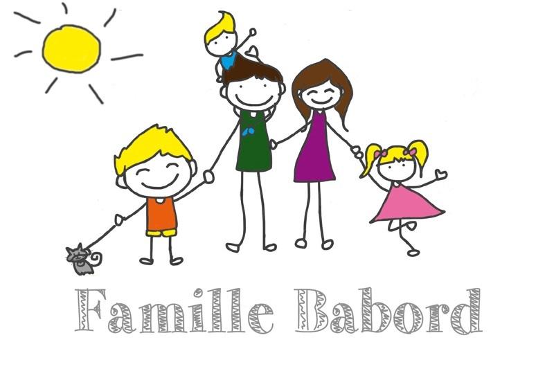 Une famille (presque) comme une autre...