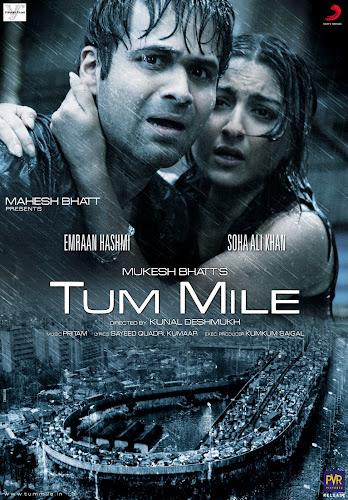 Tum Mile (2009) Movie Poster
