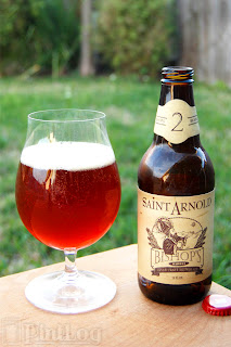 Saint Arnold Bishop's Barrel No. 2