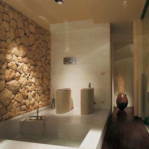 Il blog di nuovo abitare consigli di arredamento aprile 2012 - Stufe elettriche a parete per bagno ...