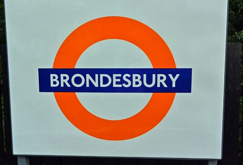 Brondesbury Station, London
