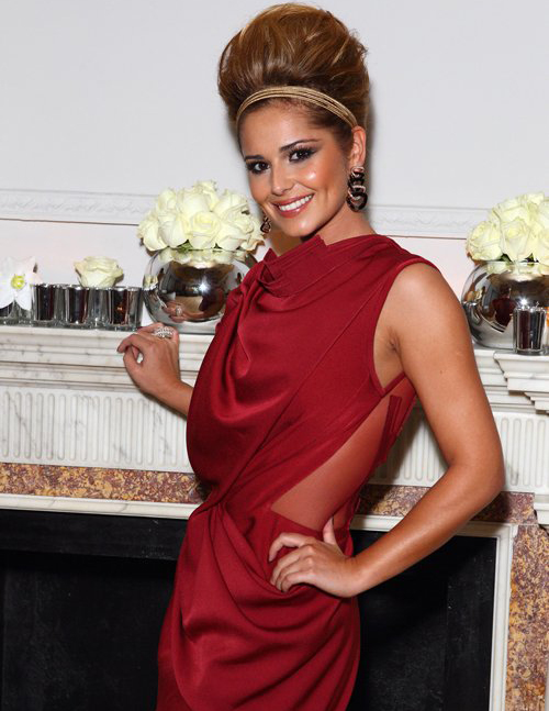 Cheryl Cole Hairstyles 3