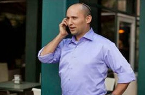 Menteri Perekonomian Zionis Nevtali Benet