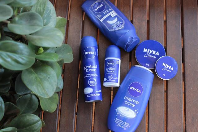 nivea, hidratação, barato, produto bbb, sabonete líquido, desodorante, lata, cuidados faciais, banho, beleza, fashion mimi, recebidos