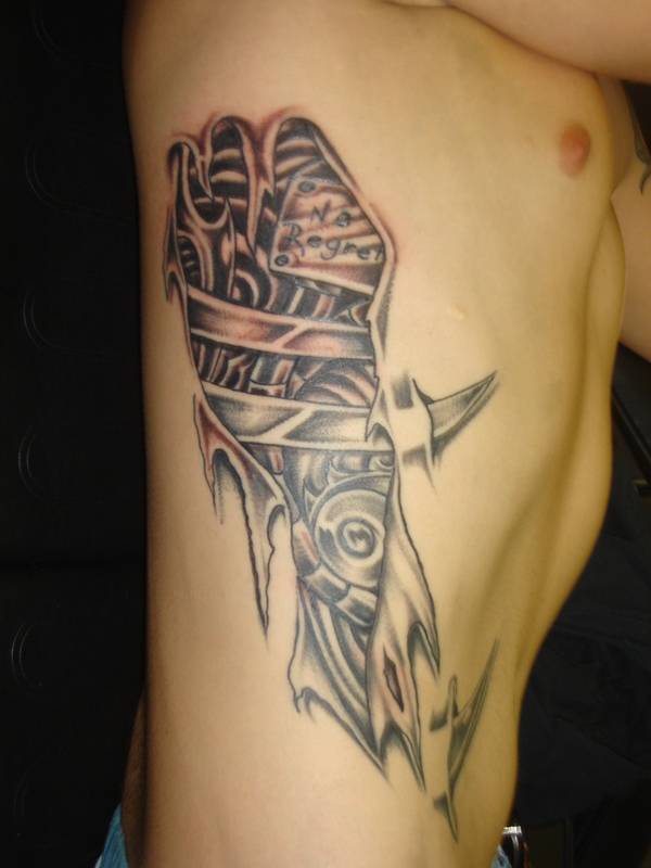 Mechanic tattoo designs - photo#8