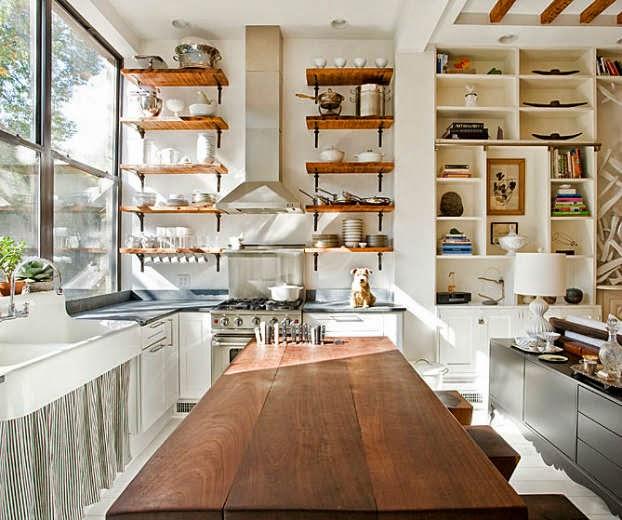 365 صور ارفف اواني و ادوات مطبخ خشب