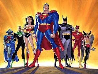 Dibujos de Superheroes