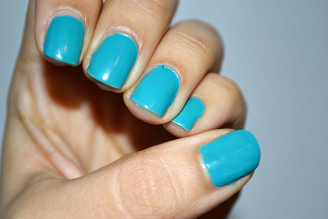 Butter London: Slapper Nail Polish