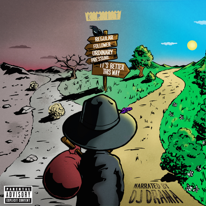 Big KRIT - Its Better This Way (2015)