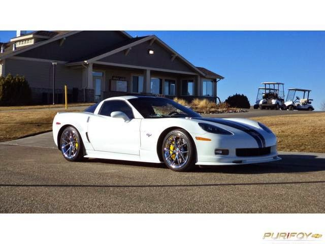 2013 Corvette Z06 Custom at Purifoy Chevrolet