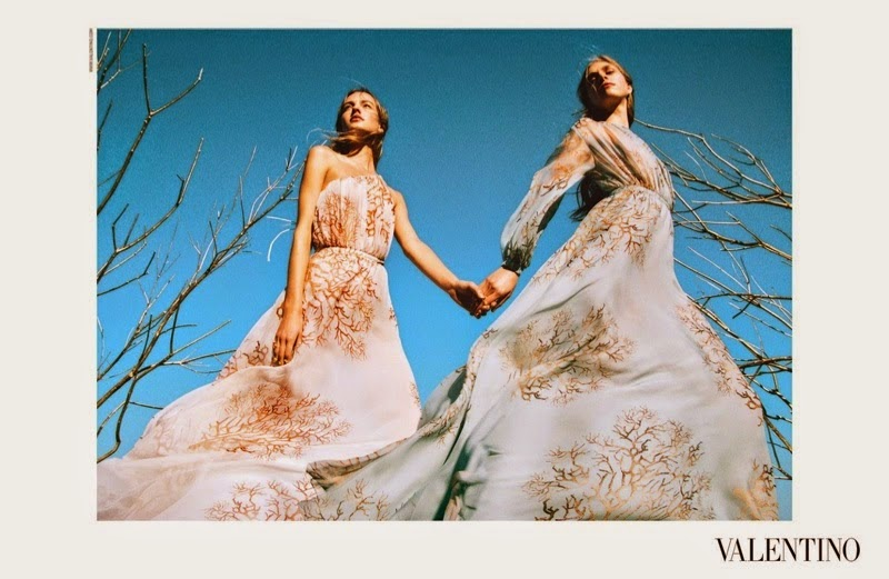 Guns N\' Roses - Patience / Valentino Spring 2015 - Ads Galore STYLE ...