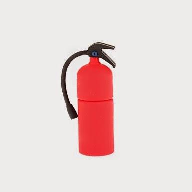 Pendrive 16 GB Extintor de Incendios