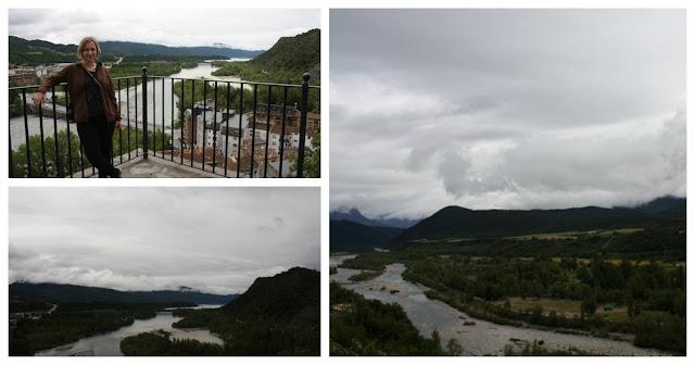 Pireneje Hiszpania Ainsa