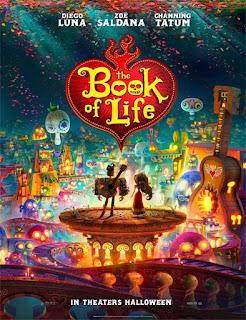 The book of life (El libro de la vida) (2014)